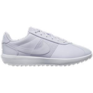 Finalmente T Surgir  Nike Cortez G Golf Shoes - Women's - Golf - Shoes - Amethyst Tint/White