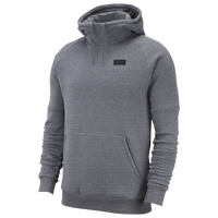 Nike Soccer Graphic Fleece Pullover Hoodie - Men's - Tottenham - Grey