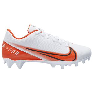 Nike Vapor Edge Varsity - Boys' Grade School - White/Team Orange/Black