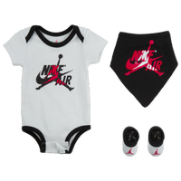 Jordan Jumpman Classics 3 Piece Set - Boys' Infant - White / Black