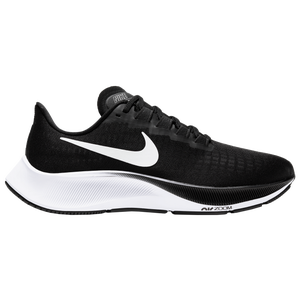 Nike Air Zoom Pegasus 37 - Women's - Black/White/Thunder Grey