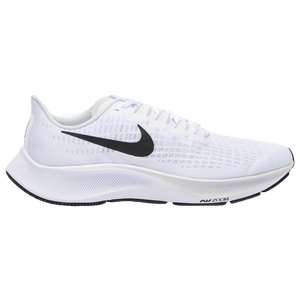 Nike Air Zoom Pegasus 37 - Men's - White/Black/Pure Platinum