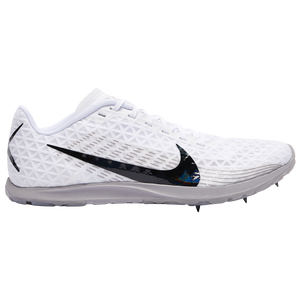 Nike Zoom Rival XC - Men's - White/Black/Atmosphere Grey