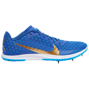 Nike Zoom Rival XC - Men's - Racer Blue/Metallic Gold/Blue Hero/White