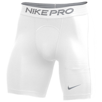 Nike Team Pro Shorts - Men's - White / White