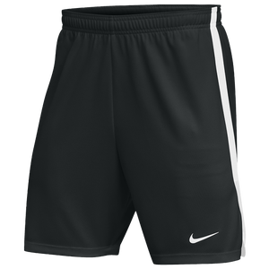 Nike Team Dry Classic Shorts - Boys' Grade School - Black/White