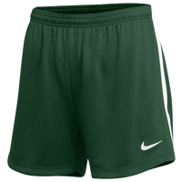 Nike Team Dry Classic Shorts - Women's - Green