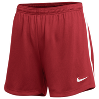Nike Team Dry Classic Shorts - Women's - Red