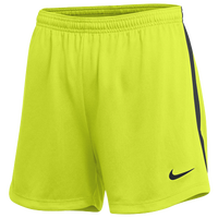 Nike Team Dry Classic Shorts - Women's - Light Green