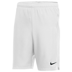 Nike Team Laser IV Shorts - Boys' Grade School - White/Black
