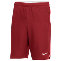 Nike Team Laser IV Shorts - Boys' Grade School - Red