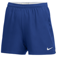Nike Team Laser IV Shorts - Women's - Blue