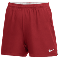 Nike Team Laser IV Shorts - Women's - Red