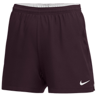 Nike Team Laser IV Shorts - Women's - Maroon