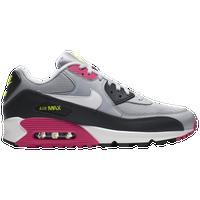 Nike Grade School Air Max 90 Ultra 2.0 Ease Wolf GreyCool GreyBlackBright Crimson | Boys Grey|Red Nike Air Max|Nike Air Max 90