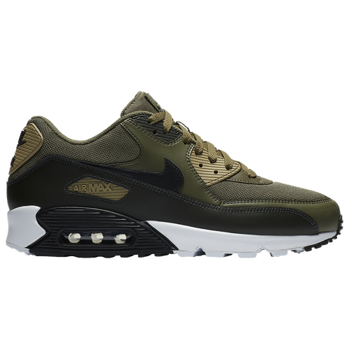 d3f6c5693514 Nike Air Max 90 - Men s - Casual - Shoes - Medium Olive Black Sequoia Neutral  Olive