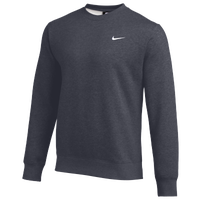 Nike Team Club Crew Fleece - Men's - Black