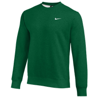 Nike Team Club Crew Fleece - Men's - Green
