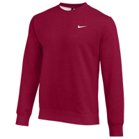 Nike Team Club Crew Fleece - Men's - Cardinal