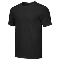 Nike Team Core S/S T-Shirt - Men's - Black / Black