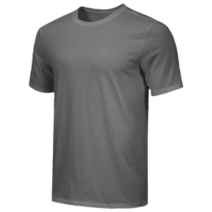 Nike Team Core S/S T-Shirt - Men's - Dark Grey Heather