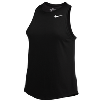 Nike Team High Neck Tank - Women's - Black