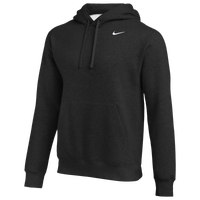 Nike Team Club Fleece Hoodie - Boys' Grade School - Black