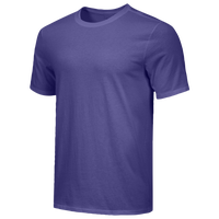 Nike Team Core S/S T-Shirt - Boys' Grade School - Purple