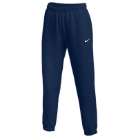 Nike Team Club Fleece Pants - Women's - Navy