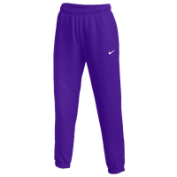 Nike Team Club Fleece Pants - Women's - Purple