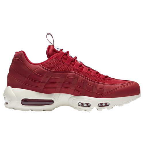 online store c5814 f4042 Nike Air Max 95 - Men s - Casual - Shoes - White Flash Crimson Hyper Jade   Origins  pack