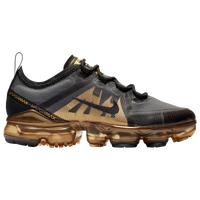 Nike Air Vapormax 2019 - Boys' Grade School - Black / Gold