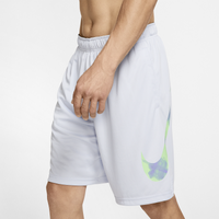 Nike Dry 4.0 GFX Natural High Shorts - Men's - White