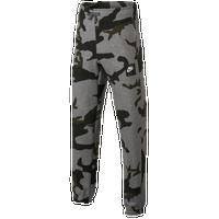 599857bfc2ff Nike Camo Club Jogger - Boys  Grade School - Grey   Black