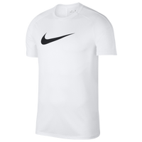 Nike Academy Short Sleeve Top - Men's - White