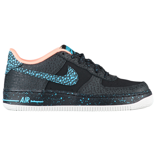 Nike - Air Force 1 Premium GS - Color: Negro - Size: 38.0 7jHnXldS