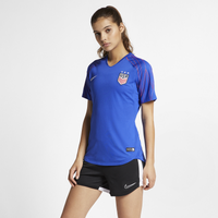 Nike Squad Top - Women's - USA - Blue