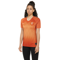 Nike Netherlands Breathe Stadium Jersey - Women's - Netherlands - Orange