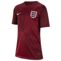 Nike England Breathe Stadium Jersey - Boys' Grade School - England - Red / Cardinal