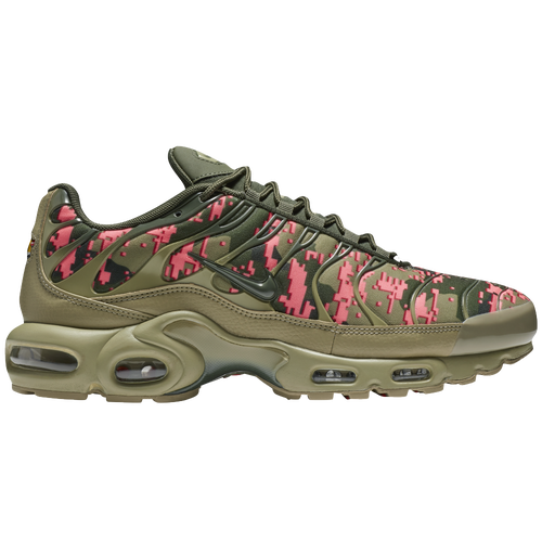 Nike Air Max Plus - Men's - Casual - Shoes - Neutral Olive/Sequoia/Cargo  Khaki