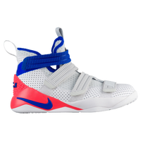 0f8e4d8d0a4d3 Nike LeBron Soldier XI SFG - Boys  Grade School - Lebron James - White