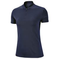 Nike Dri-FIT Blade Golf Polo - Women's - Navy