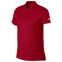 Nike Dri-FIT Blade Golf Polo - Women's - Red