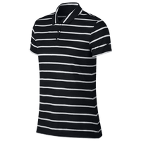 Nike Dri-FIT Dry Stripe Golf Polo - Women's - Black