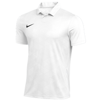 Nike Team Trophy IV S/S Jersey - Men's - White / White