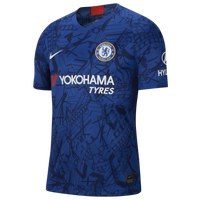 Nike Soccer Breathe Stadium Jersey - Men's - Chelsea - Blue