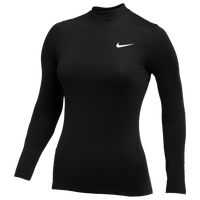 Nike Team Pro Intertwist 2.0 Top - Women's - Black / Black
