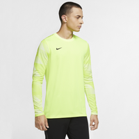 Nike Team Dry Park IV Goalie Jersey - Men's - Yellow
