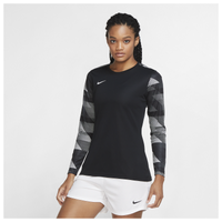 Nike Team Dry Park IV Goalie Jersey - Women's - Black