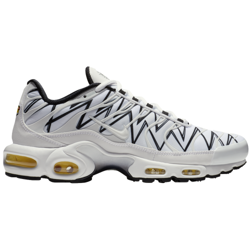 925a1cc11c7 Nike Air Max Plus - Men s - Casual - Shoes - White White Black